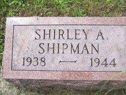 Shirley Ann Shipman