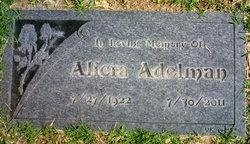 Alicia Adelman