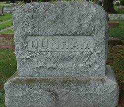 Dora M <i>Sharp</i> Dunham