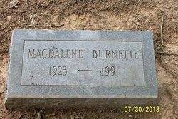 Magdalene <i>Rigney</i> Burnette
