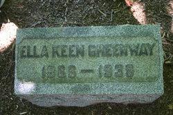 Ella Keen <i>Greenway</i> Porter