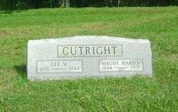 Beulah Maude <i>Wilson</i> Cutright