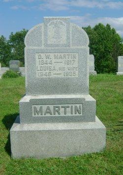 Louisa <i>Stansberry</i> Martin