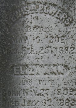 Eliza Ann Bowers