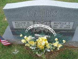 Mozzelle <i>Thomas</i> Dabbs