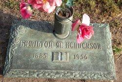Hamilton McKennie Henderson, Sr