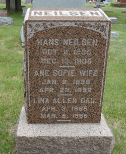 Lina <i>Neilsen</i> Allen