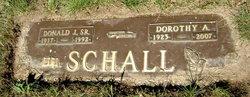Donald Joseph Schall, Sr