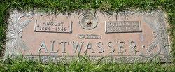 Ottillie Rosalie Tillie <i>Redlich</i> Altwasser