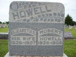 Elizabeth Catherine <i>Leavell</i> Howell