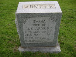 Idona <i>Daniel</i> Armour