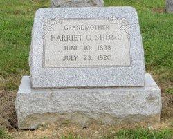 Harriet G Shomo