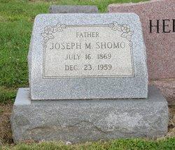 Joseph M Shomo