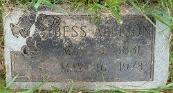 Bess Allison
