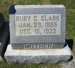 Ruby <i>Cooper</i> Clark