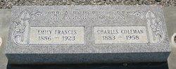 Emily Frances <i>Greeley</i> Harrison