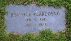 Beatrice M. Ardoyno