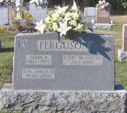Elsie May <i>McIntyre</i> Ferguson