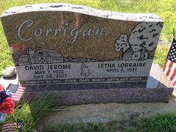 David Jerome Corrigan
