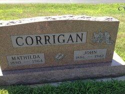 Mathilda <i>Abfalter</i> Corrigan