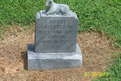 Infant Daughter Griffin