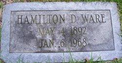 Hamilton D Ware