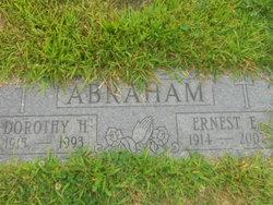 Dorothy H Abraham