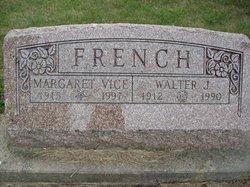Margaret <i>Vice</i> French