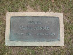 Caroline Carrie <i>Dietrich</i> Arnold