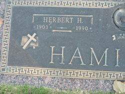Herbert H Hamilton