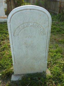 William E. Matthews