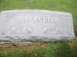 Mary Etta <i>Souther</i> Alexander
