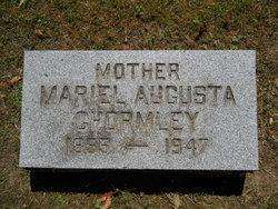 Lady Mariel Augusta <i>Huntington</i> Ghormley