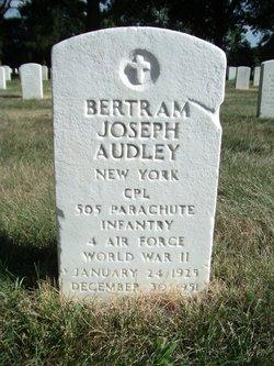 Bertram Joseph Audley