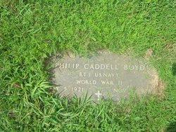 Philip Caddell Boyd