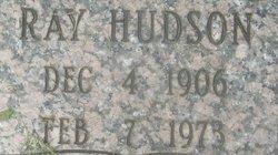 Ray Hudson Hayes