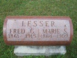 Marie S. <i>Thiede</i> Lesser