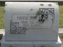Fannie Mae <i>Hale</i> Beck