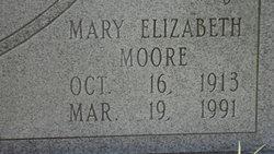 Mary Elizabeth <i>Moore</i> Austin