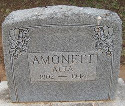 Alta <i>Mullins</i> Amonett