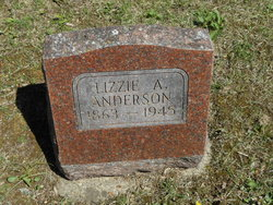 Lizzie A. Anderson