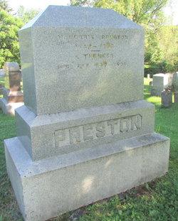 L Theresa Preston