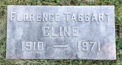 Florence <i>Taggart</i> Cline