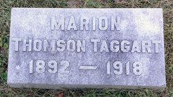 Marion Thomason Taggart