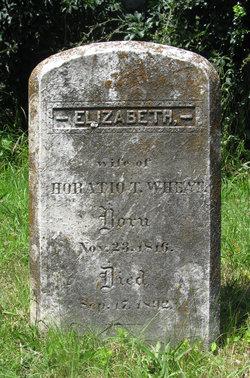 Elizabeth <i>Buracker</i> Wheat