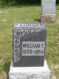 William F Fahrner