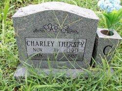 Charley Thirsty