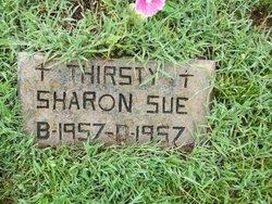 Sharon Sue <i>Thirsty</i> Thirsty