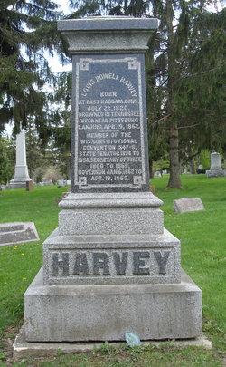 Louis Powell Harvey