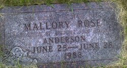 Mallory Rose Anderson
